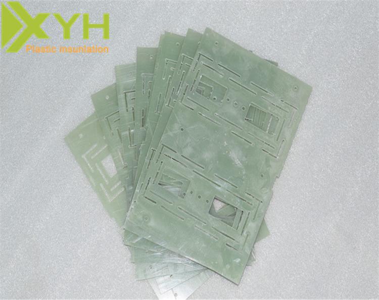 2mm 水绿色环氧加工件