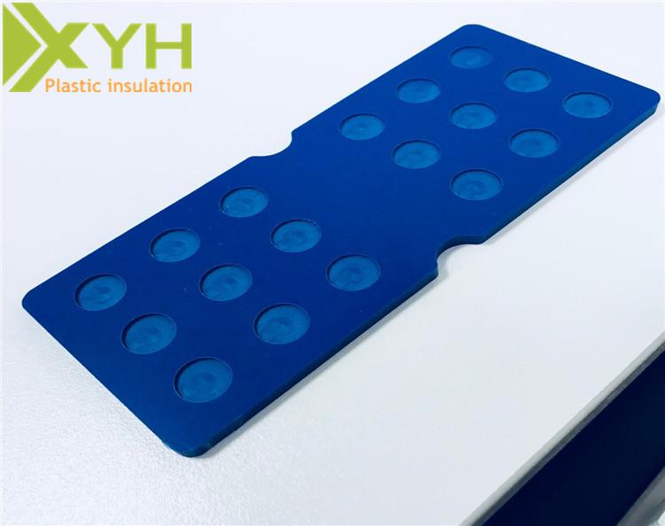 耐酸碱蓝色pvc板