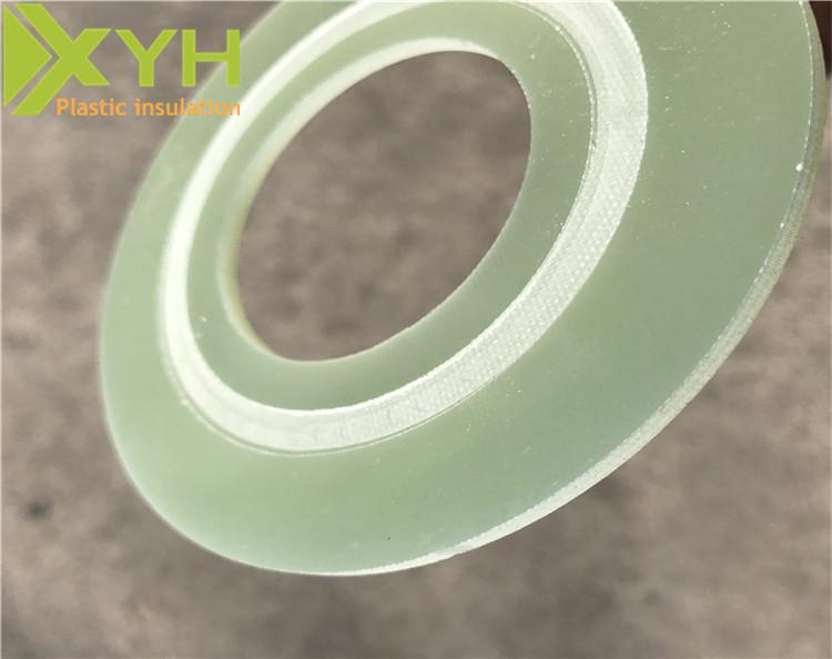 水绿色环氧板圆片