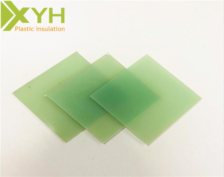 fr-4水绿色环氧板切割件