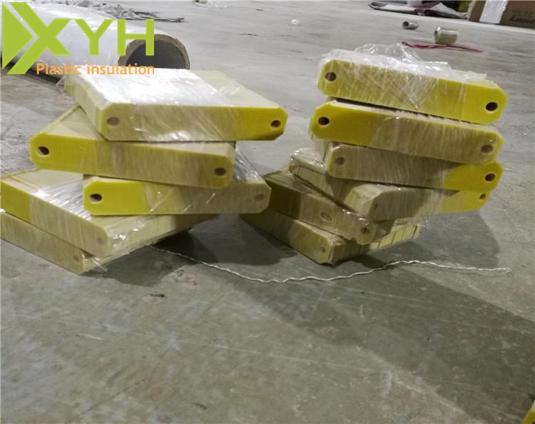 黄色3240环氧板雕刻加工