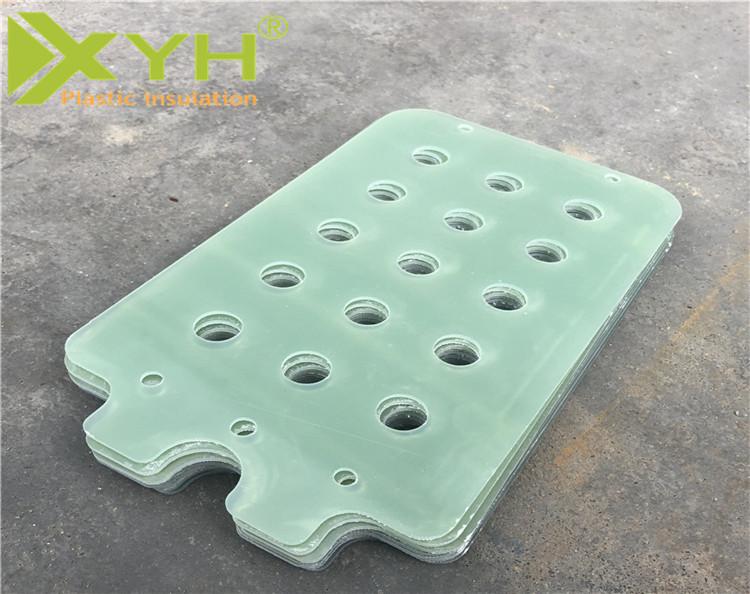 精雕耐压水绿FR-4
