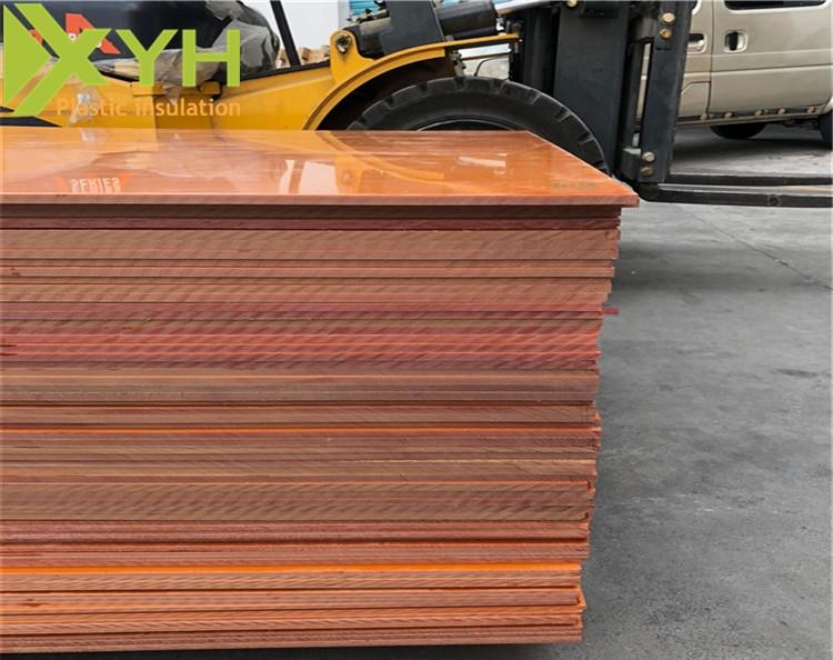 橘红色电木板