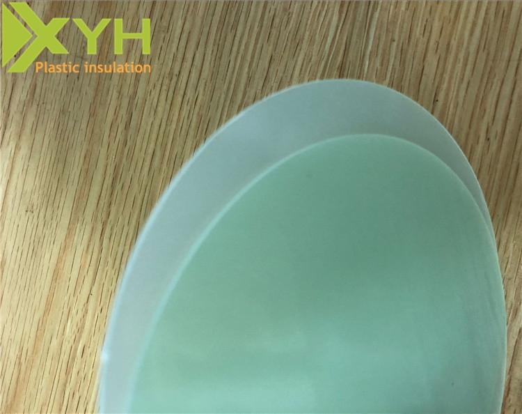 水绿色环氧板切割