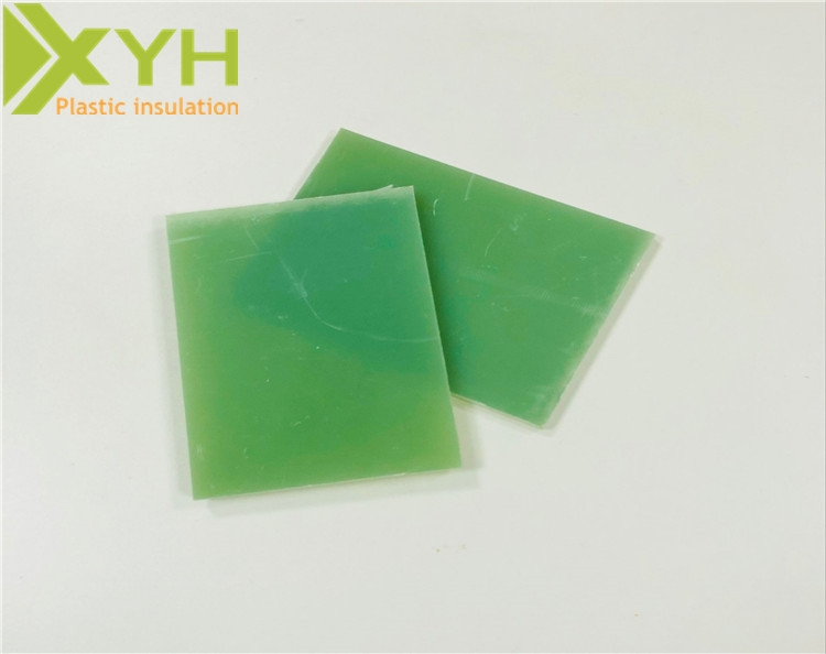 雄毅华水绿色环氧板