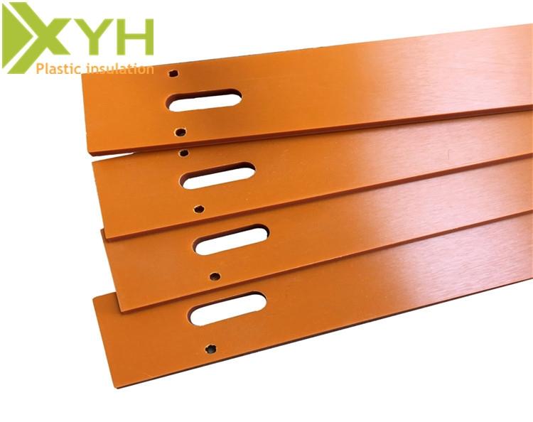 橘黄色电木板厂家