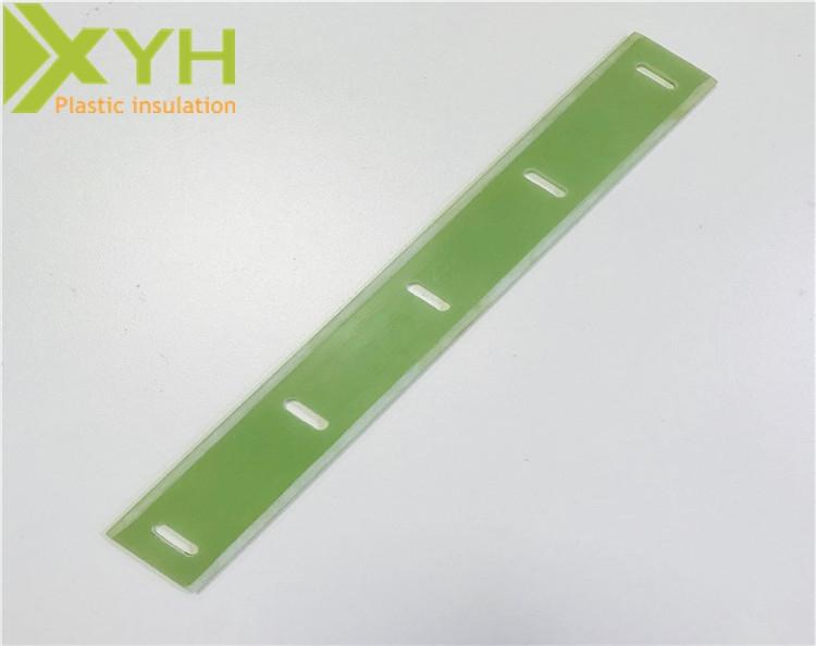 水绿色fr-4环氧板加工件