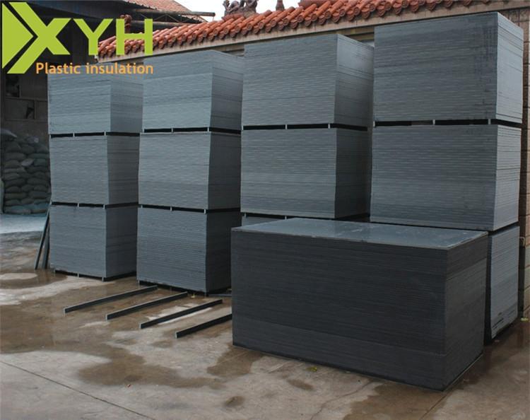 灰色A级PVC板材