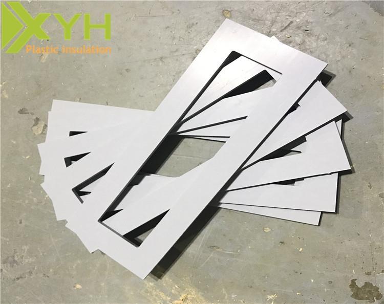 灰色PVC板框架加工