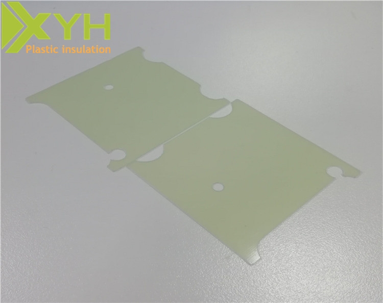 水绿色fr4垫片加工