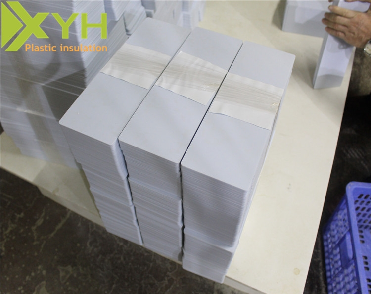 浅灰色PVC板材