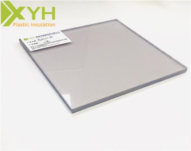 舟山聚氯乙烯PVC透明硬板
