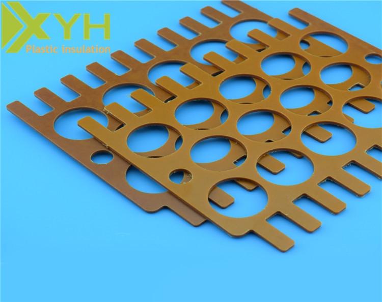 电木绝缘板CNC雕刻加工