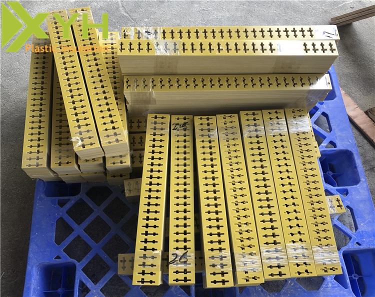 绝缘隔热黄色环氧板加工