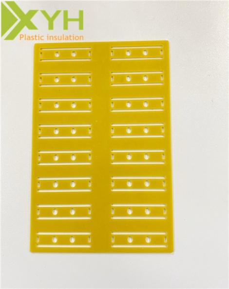 黄色环氧板锂电池绝缘隔热板
