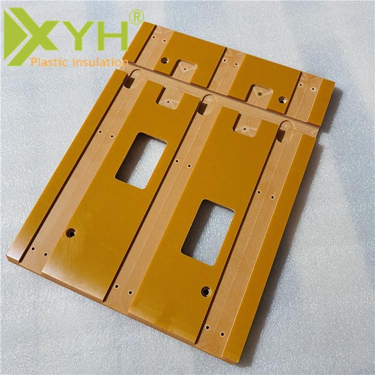 惠州CNC精雕绝缘电木板
